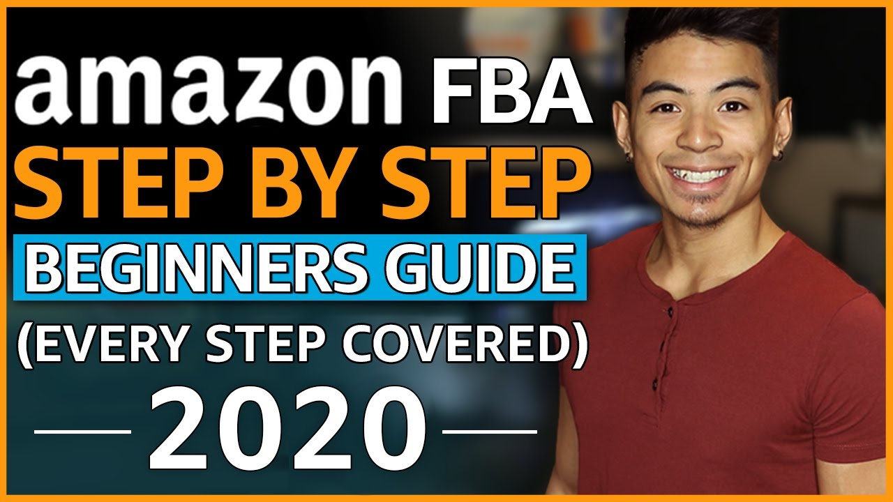 Amazon FBA Step-by-step