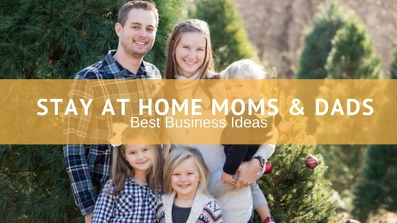 Home business for mom and dad