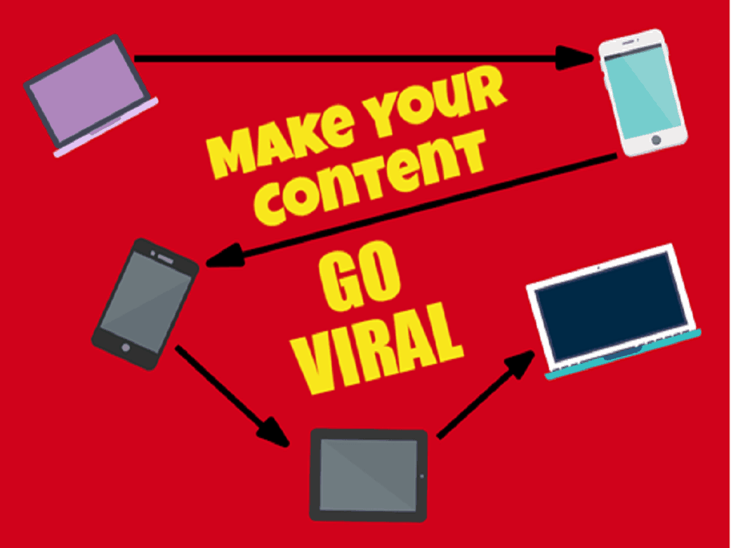 Making Your Content Go Viral