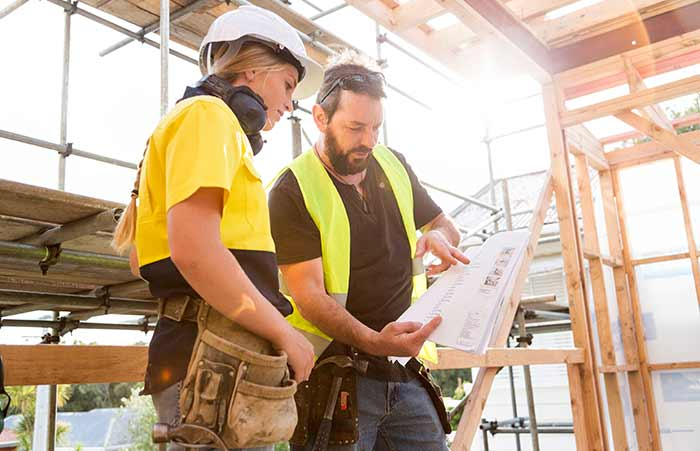 Construction and Contractors Niche