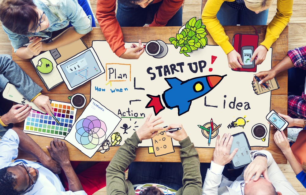 Start a business without capital
